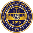 American Academy of Trial Attorneys, Premier 100